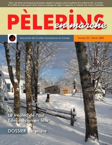 La prière - Mouvement des Cursillos Francophones
