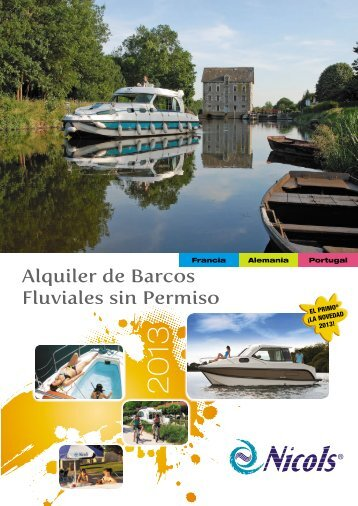 Descargar gratis el catálogo de 2013 - Nicols