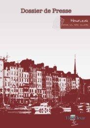 Dossier de Presse - Office du Tourisme de Honfleur