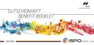 Download Gutscheinheft - Ispo