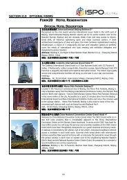 ISPOBEIJING2013_Hotel booking form