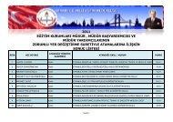 ulaşmak için tıklayınız. - İstanbul İl Milli Eğitim Müdürlüğü