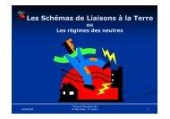 Les Schémas de Liaisons à la Terre - CNAM main page