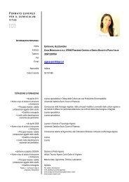 Dr. ssa Alessandra Garavani - Istituti