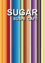 NIGIRI 2 szt. - SUGAR Sushi Cafe