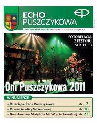 Czerwiec 2011 - Puszczykowo, Urząd Miasta