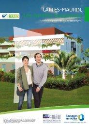 34 Lattes - Les Jardins Suspendus - Azur InterPromotion
