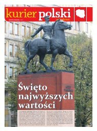 Tygodnik bezpłatny / nr 2 - Kurier Polski