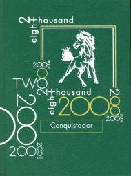 Coronado Middle 2008.pdf - Kansas Collection, KCKPL Yearbook ...