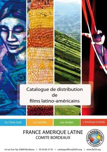 FRANCE AMERIQUE LATINE - FAL33.org France Amérique Latine ...