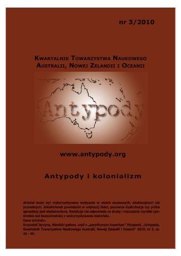 """Manilski galeon, czyli o """"pacyficznym imperium ... - Antypody.org"""
