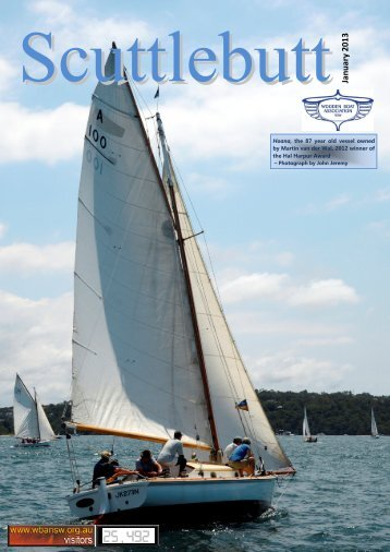 January 2013 - Wooden Boat Association NSW