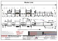 Muster Linie - ANS -answer elektronik- Service
