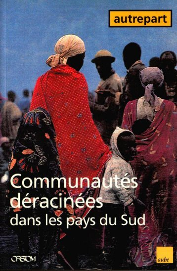 Communautés déracinées dans les pays du Sud - IRD