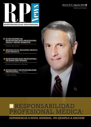 responsabilidad Profesional Médica - RPNews