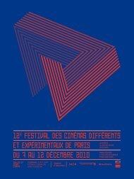 12 e festival des cinémas différents et expérimentaux de paris du 7 ...