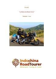 """Circuit 2 """"Les Routes des Hautes Terres"""" Thailande – Laos"""