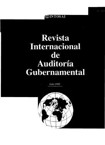 Revista Internacional de Auditoria Gubernamental ... - (GAO) - Archive