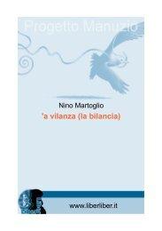 'a vilanza (la bilancia) - Liber Liber