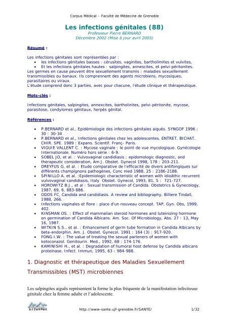 Corpus Médical – Facul