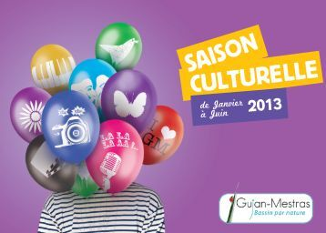 SAISON CULTURELLE - Ville de Gujan-Mestras