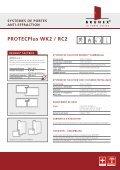 systemes de portes anti-effraction - Brunex - Page 2