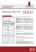 systemes de portes anti-effraction - Brunex - Page 3