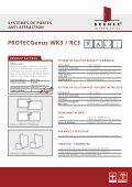 systemes de portes anti-effraction - Brunex - Page 4