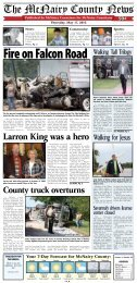 The McNairy County News