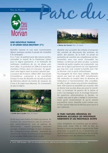 Vents du Morvan N°27