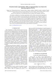 Dynamical cluster approximation within an augmented plane wave ...
