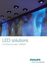 LED solutions - Elektroskandia