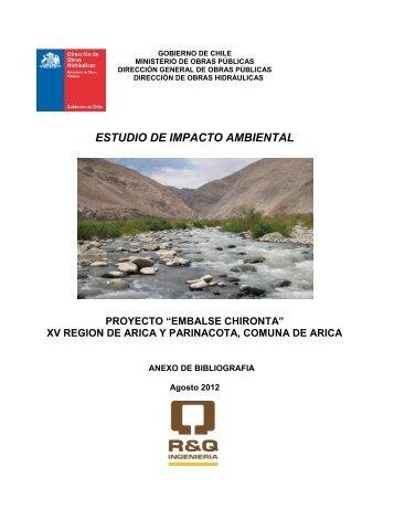 anexo de bibliografía - SEA - Servicio de evaluación ambiental