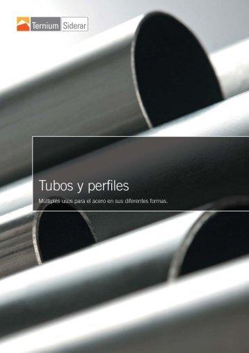 Tubos y perfiles - Premio Ternium Siderar de diseño en acero ...