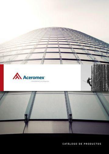 Catálogo Completo - Aceromex