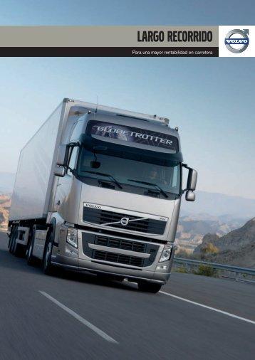 LARGO RECORRIDO - Volvo Trucks