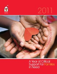 2011 Annual Report - Ronald McDonald House Charities® of ...