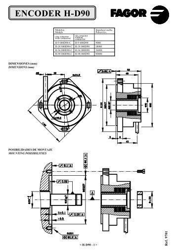 ENCODER S-D90