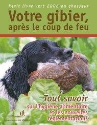 Petit livre vert 2006 du chasseur