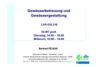Kap 4 Position und Struktur eines GBK.pdf - Institut für ...