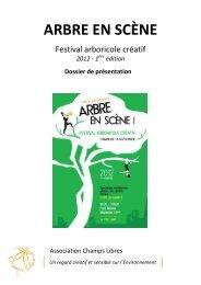 Équipe d'Arbre en Scène - Champs Libres