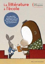 Téléchargez ce catalogue en pdf - Gallimard Jeunesse