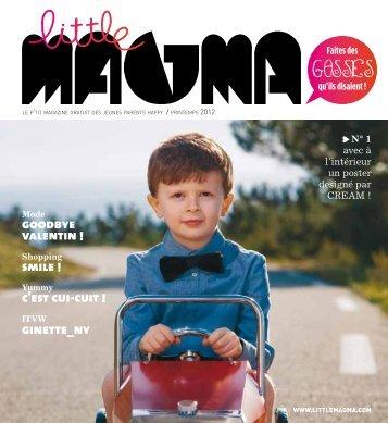 GOSSES - Little Magma