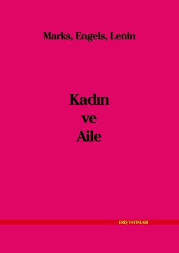 Marks, Engels, Lenin: Kadın ve Aile - tsip