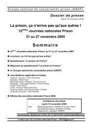 dossier de presse des 12 èmes JNP - Normalesup.org