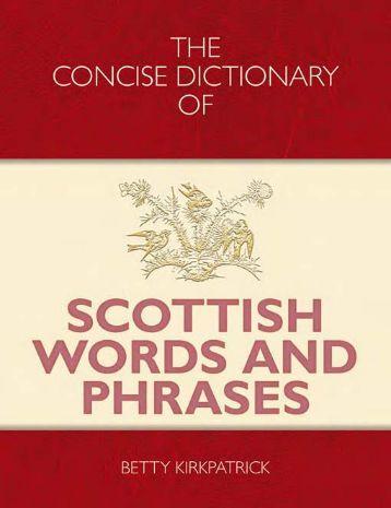 Scottish Dictionary.pmd