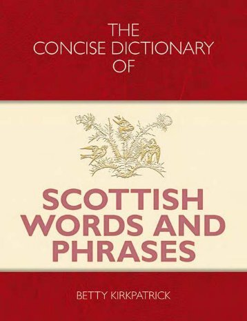 Scottish Dictionary.pmd