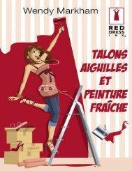 Talons aiguilles et peinture fraîche (Harlequin Red Dress Ink) - Free