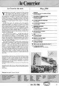 Les Trésors de Mongolie; The UNESCO Courier ... - unesdoc - Unesco - Page 3