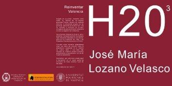 H20'3_José Marí ... co_Reinventar Valencia.pdf - RiuNet - UPV